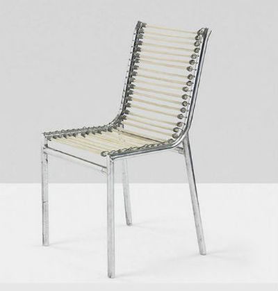 Rene Herbst chairs