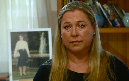 Anne-Marie's sister, Eileen Culleton, is disgusted in the government set up and his release.