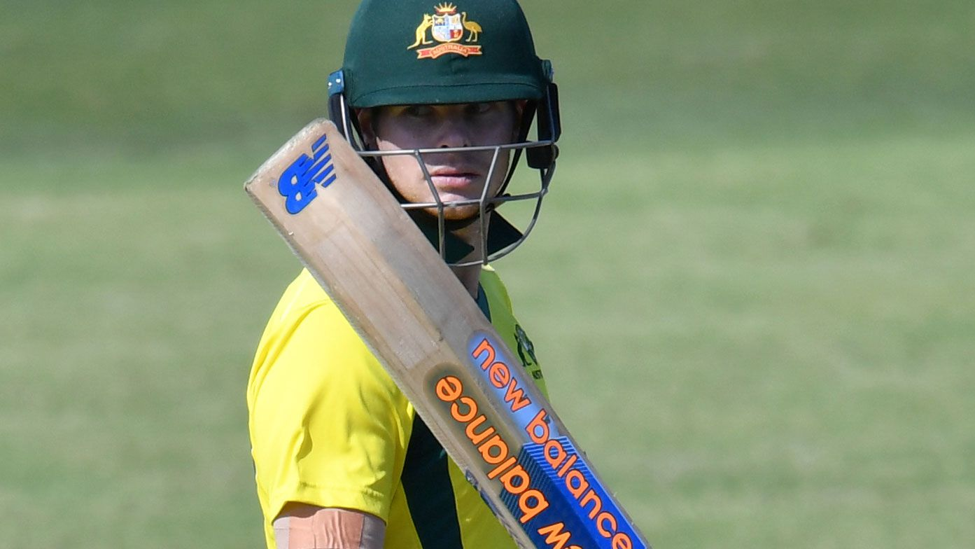 Steve Smith top scores, David Warner fails in Australia XI v New Zealand XI World Cup warm up