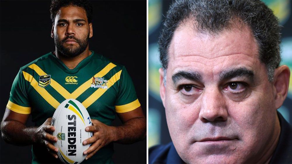 Australian coach Mal Meninga apologises to dumped Sam Thaiday over Kangaroos snub