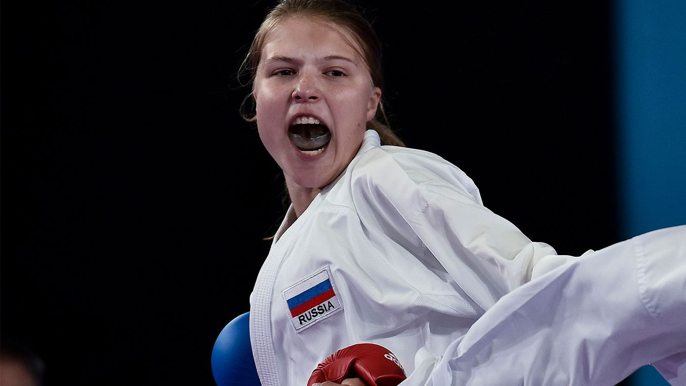 Russian out of Tokyo Olympics after testing positive to COVID-19