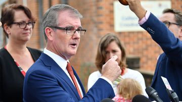NSW Opposition Leader Michael Daley said Asian immigrants are pushing young Australians out of Sydney.