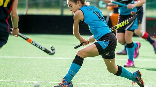 Leilani Innes was playing hockey at a national level when she suddenly fell ill.