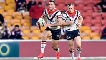 The Roosters prepare for their clash against the Cowboys after last week's thriller against the Storm.