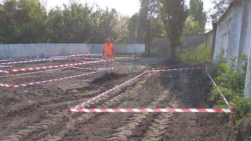 Mass graves Ukraine