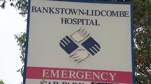 Bankstown hospital logo