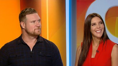 'Married At First Sight' groom Dean Wells calls Tracey Jewel a 'good sport' for putting up with his 'stupid crap'