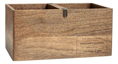 <strong>Storage box, $44.99</strong>