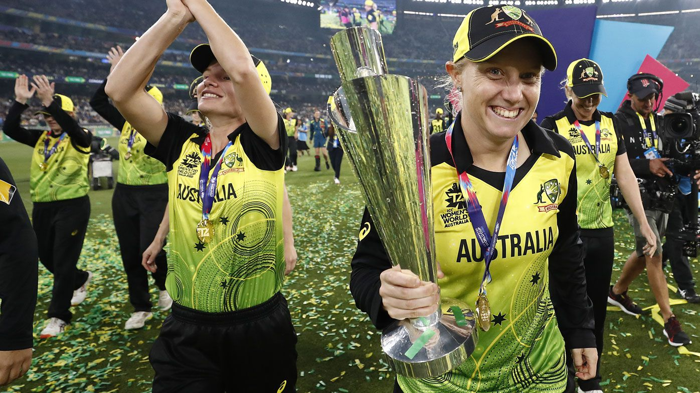 Aussie superheroes claim T20 World Cup, inspired by Marvel's Black Panther
