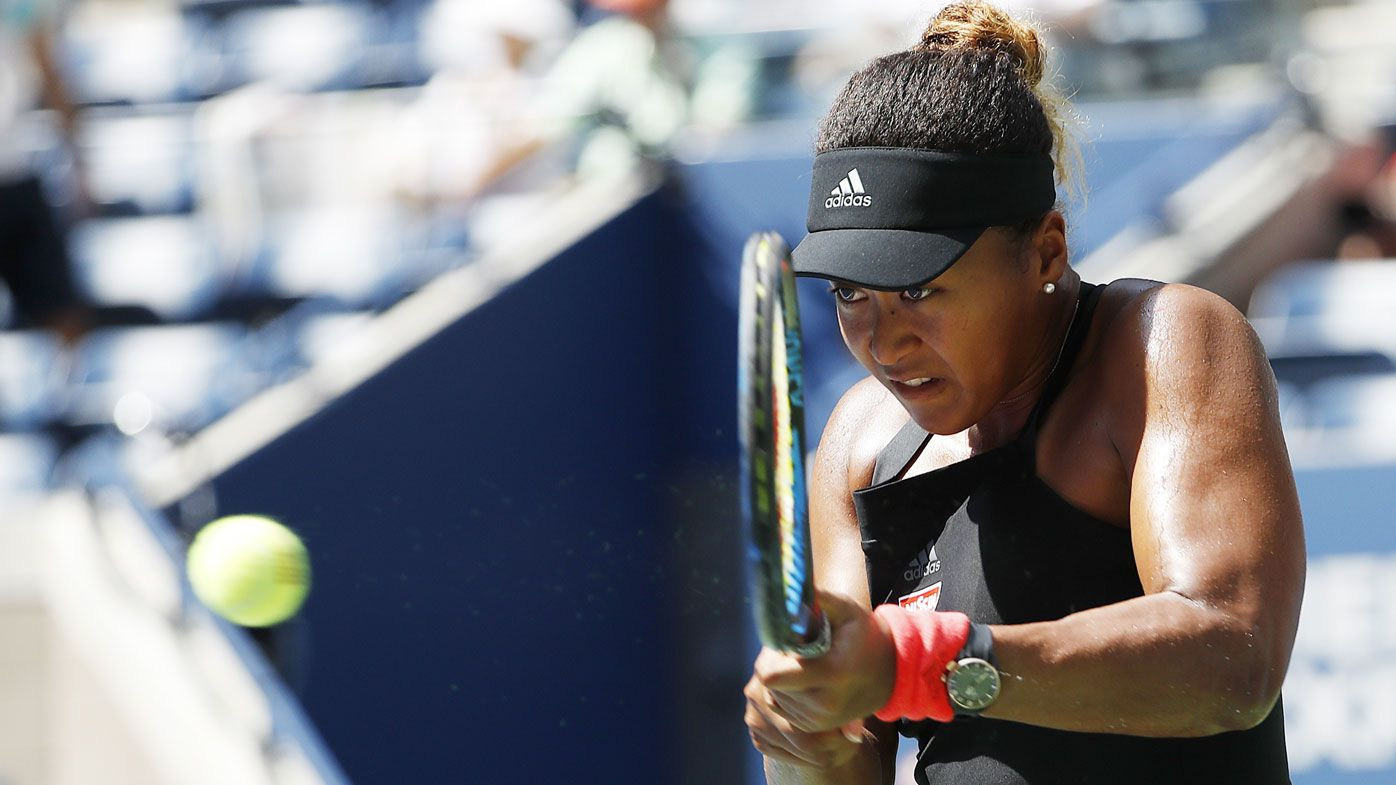 Osaka holds key to Madison's US Open dream