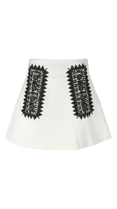 "<a href=""http://www.farfetch.com/au/shopping/women/giamba-jacquard-embroidered-a-line-skirt-item-11013563.aspx?storeid=9274&ffref=lp_303_14_"" target=""_blank"">Jacquard Embroidered A-Line Skirt, $694, Giamba</a>"