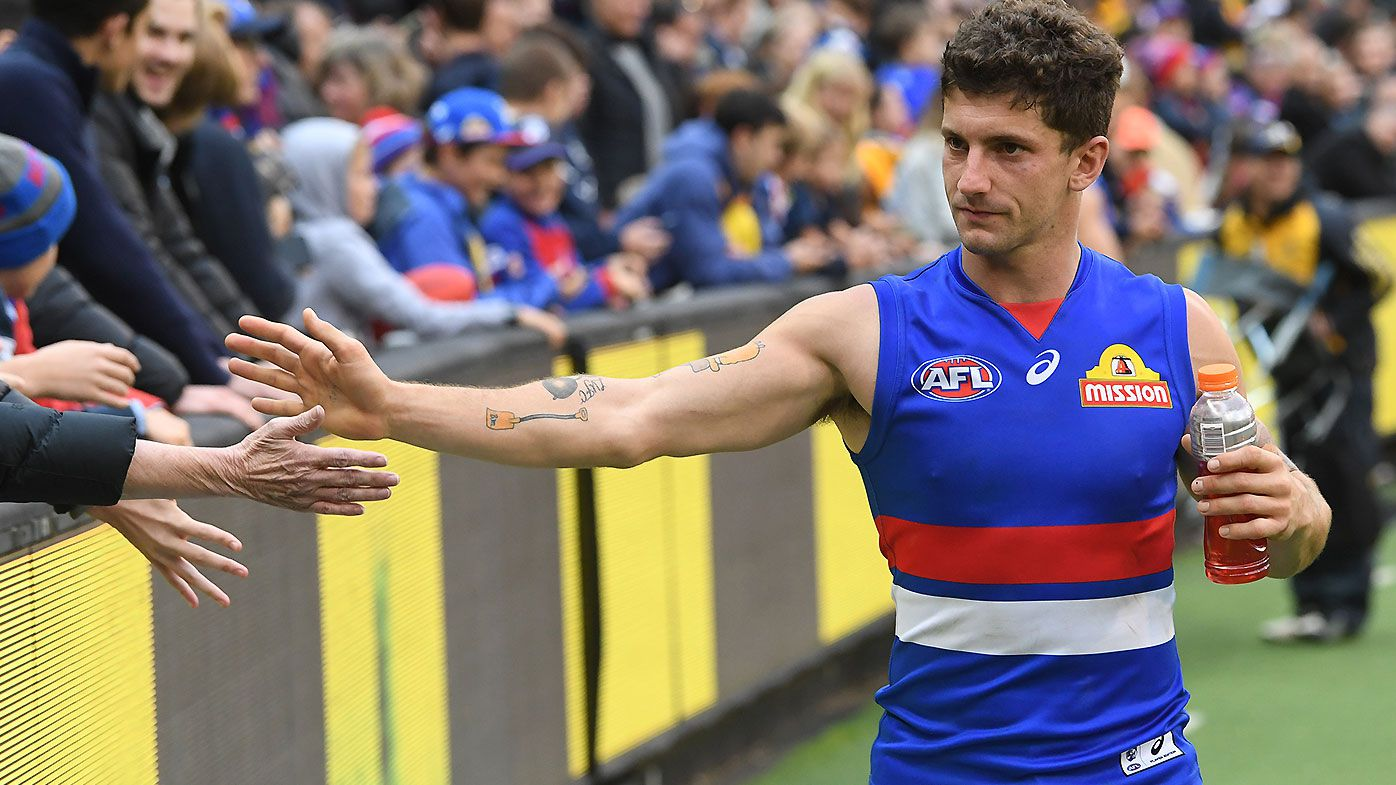 Western Bulldogs star Tom Liberatore agrees to new two-year deal with the club