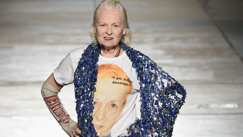 Vivienne Westwood returns to London