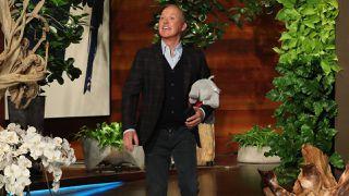 Michael Keaton, Jay Shetty