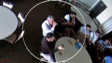 Bernard Nash CCTV.