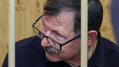 Crime figure Vladimir Barsukov charged in Russian politician's killing