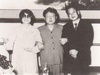 Choi Eun-hee, Kim Jong-il and Shin Sang-ok
