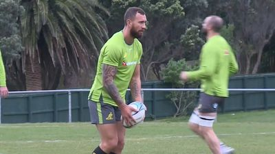Quade Cooper takes swipe at Brad Thorn as departure to Melbourne Rebels imminent