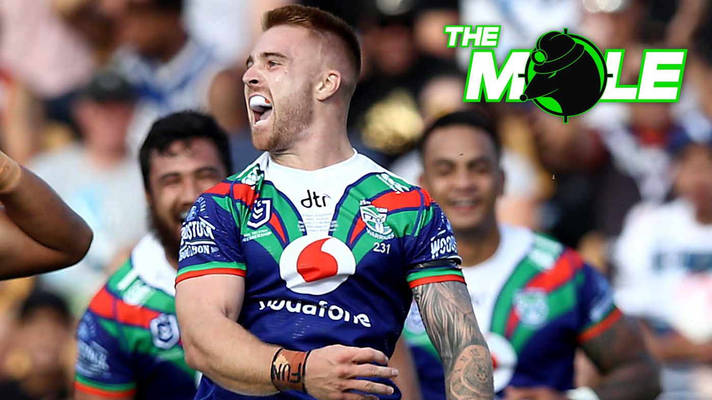 The Mole: Roosters eye little-known Warriors playmaker after Flanagan departure