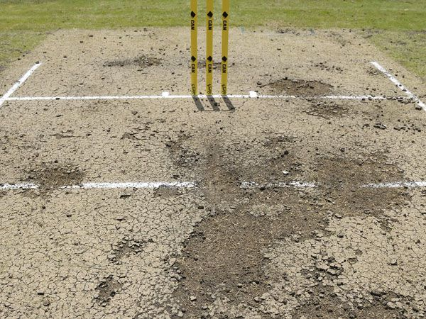 The pitch at the Blacktown International Sportspark. (Getty)