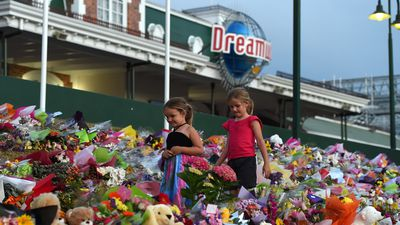 Dreamworld victims died 'violent and unnatural deaths'