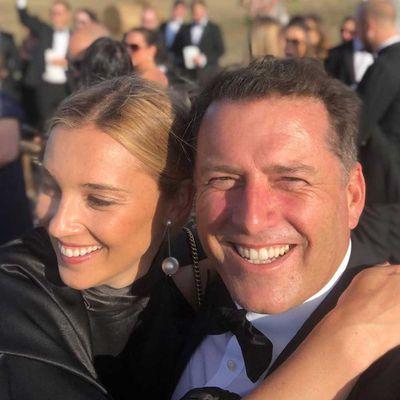 Karl Stefanovic and Jasmine Yarbrough: December 2019