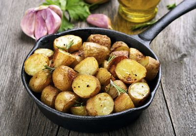 <strong>#20 Potatoes (2g of protein per 100g)</strong>