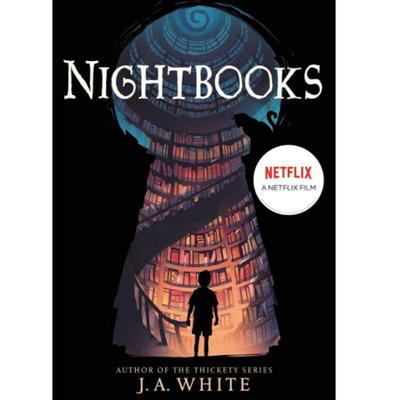 Nightbooks by J.A White
