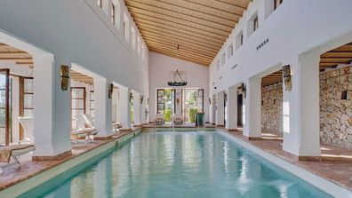 La Residencia's award-winning spa.