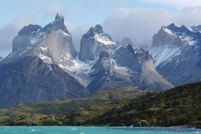 <strong>Torres Del Paine National Park, Patagonia, Chile</strong>