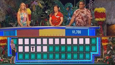 "<p _tmplitem=""1"">It's a champion effort. </p><p _tmplitem=""1""> With just one letter on the board, a contestant on US game show <i _tmplitem=""1"">Wheel of Fortune</i> took out the prize and won the game. </p><p _tmplitem=""1""> When game time ran out, contestants were given the opportunity to take top dollar on the puzzle. </p><p _tmplitem=""1""> The clue was ""Event"" and players got to pick one letter and have a punt at the answer. </p><p _tmplitem=""1""> Rufus took the first turn at guessing the 12-letter word and five-letter word answer. </p><p _tmplitem=""1""> He chose 'T' and picked the right answer, taking home the $9085 prize. </p><p _tmplitem=""1""> See if you can guess what the event is and then take a look through some more of the best-ever game show answers.  </p><p _tmplitem=""1""> </p>"