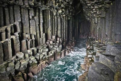 <strong>Best Scottish island for geological wonders... Staff</strong>