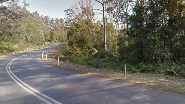 A child is in a critical condition after a single-vehicle crash on Armidale Road, Dundurrabin. 23/10/2020