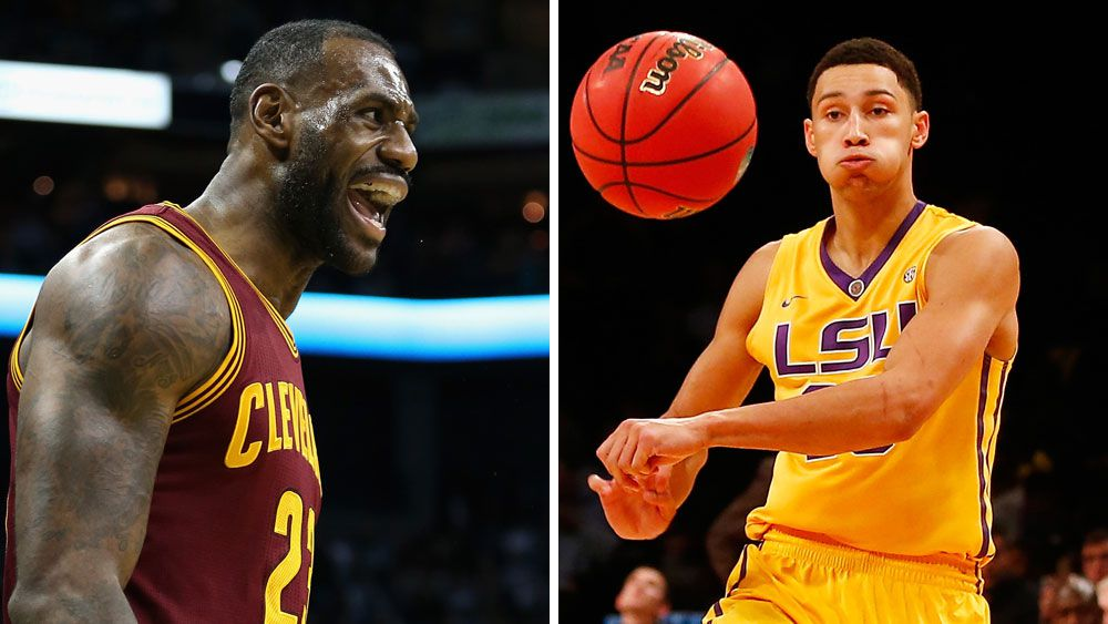 Shades of LeBron in Simmons: 76ers coach