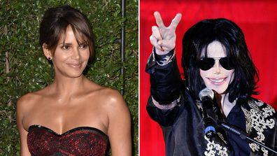 Michael Jackson, Halle Berry