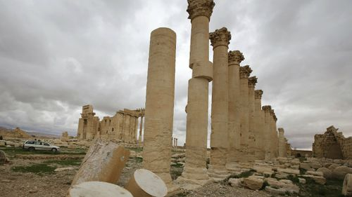 Syrian civil war damaging ancient buildings from humanity's earliest civilisations says UN