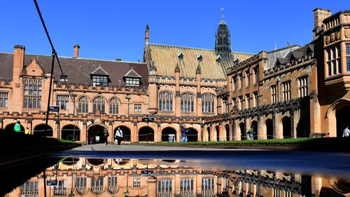 University of SYdney's college system has been under review (AAP Image/Mick Tsikas)
