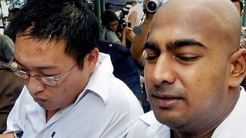 Bishop calls on Indonesia to halt Bali Nine executions after 'very serious' bribery allegations