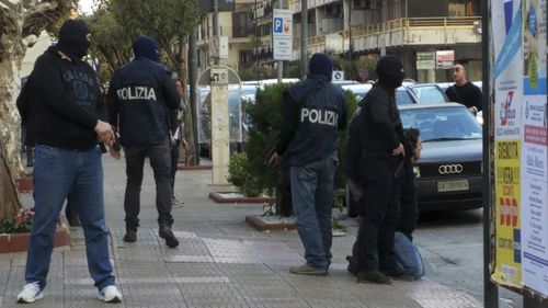 Algerian suspect arrested in Italy over Brussels bombings