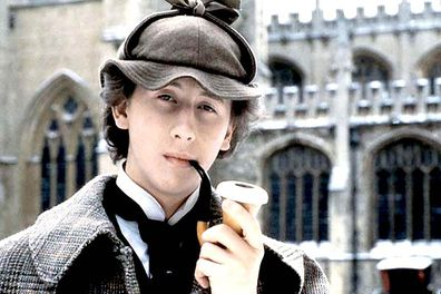 """<b>Holmes and Watson:</b> Nicholas Rowe and Alan Cox.<br/><br/><b>The case:</b> You know something is a pop-culture sensation when it gets a """"young""""-style spin-off (see also: <i>Young Indiana Jones</i>, <i>Muppet Babies</i>). This movie explored Holmes and Watson's friendship after they met at boarding school as teenagers."""