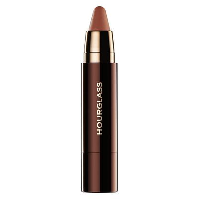 "<a href=""http://www.mecca.com.au/hourglass/girl-lip-stylo/V-026551.html?cgpath=makeup-lips-lipstick"" target=""_blank"">Hourglass Girl Lip Stylo in Influencer, $46</a><br>"