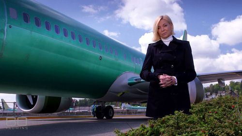 In an exclusive 60 Minutes report Liz Hayes revealed a fatal design flaw and how pilots were kept in the dark.