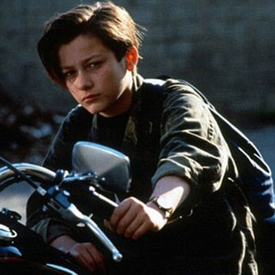 Edward Furlong: Then…