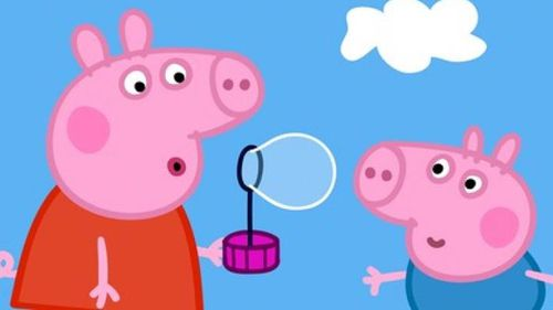 Woman named 'Gabriella Goat' sues Peppa Pig producers