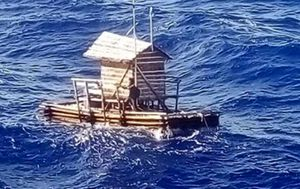 Indonesian teen survives 49 days stranded at sea