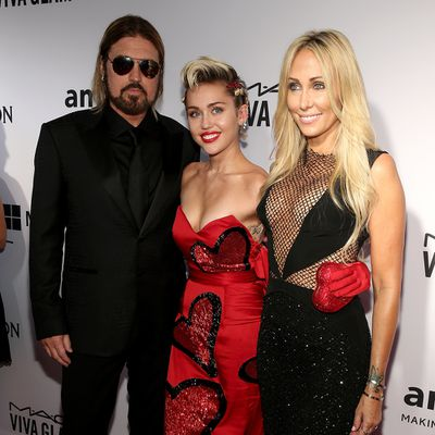 "Billy Ray and Tish Cyrus' daughter Destiny Hope ""Miley"""