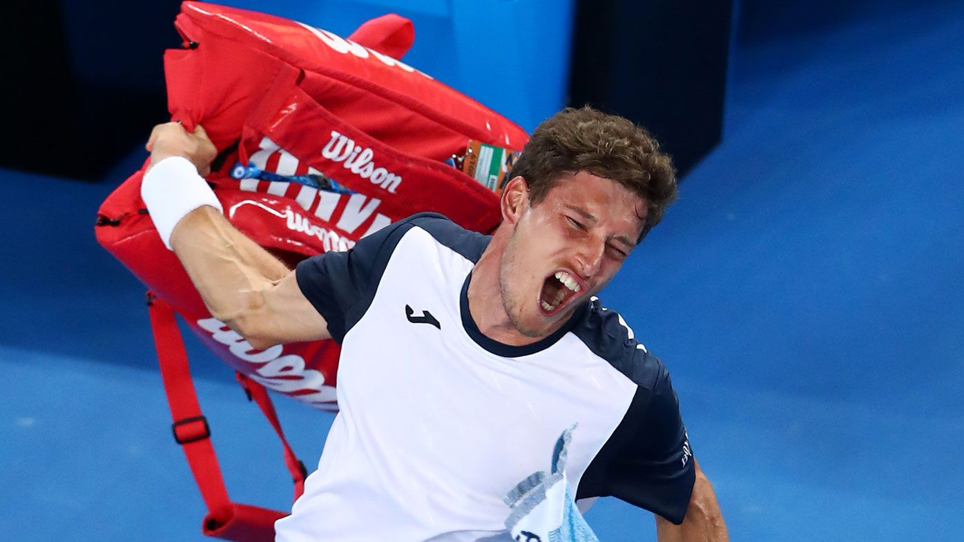 Australian Open 2019: Tennis reacts to Pablo Carreno Busta's epic meltdown