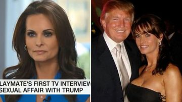 Playboy model details alleged 10-month affair with Donald Trump