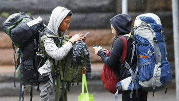 Backpackers from the UK, the US, Germany, Finland, Chile, Japan, Norway and Turkey will be spared the backpackers tax.