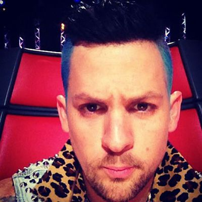 "Joel Madden has bewitched <i>Voice</i> fans this year with his ever-changing, always amazing hair designs. Care to flick through his most fabulous follicular fashions?<p>Image: Joel Madden/Instagram</p><br/><P><br/><b><a href=""http://www.thevoice.com.au/"" >For the latest updates, visit The Voice official website.</a></b>"